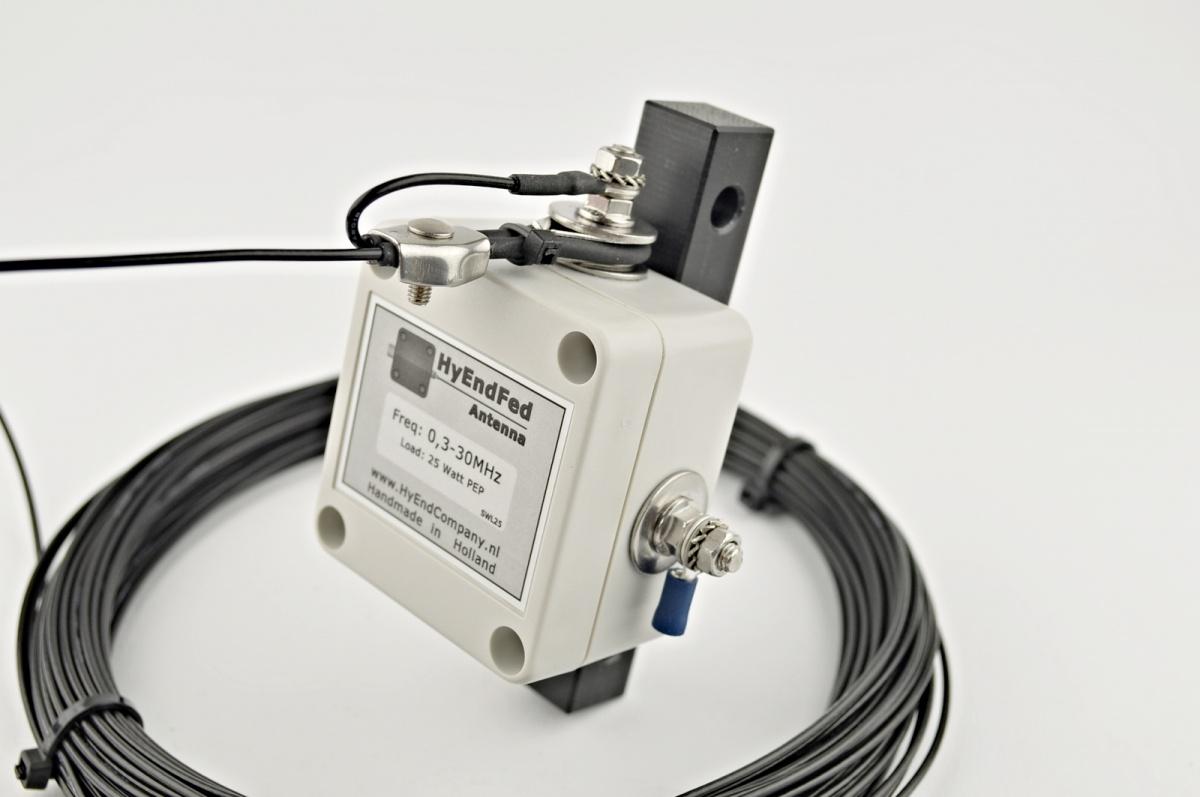 SWL Antenna 0,3-30MHz